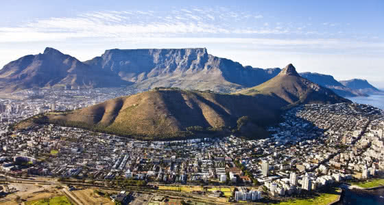 Tour packages in cape town